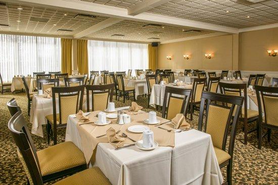 Hotel Le President: Salle à manger