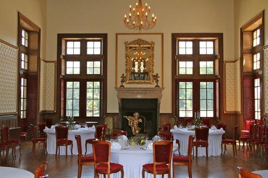 Chateau de Beguin : Salle de reception
