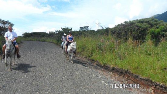 Hotel Riu Guanacaste: Horse Back riding