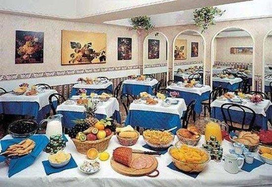 Hotel Ritz : Breakfast