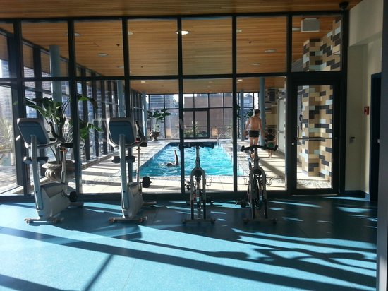 Le Square Phillips Hotel & Suites: pool