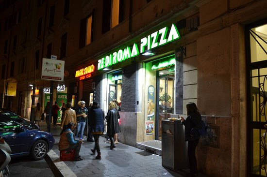 Re di Roma Pizza, Rome - Restaurant Reviews, Phone Number & Photos ...