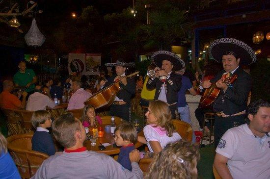 restaurante mexicano en madrid con m sica en vivo