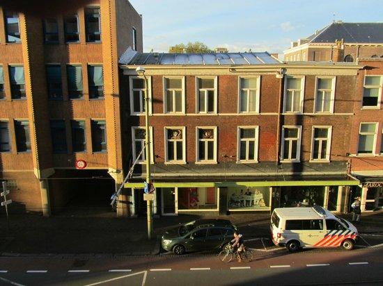 Ibis Den Haag City Centre: Blick auf dem Fenster