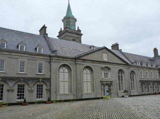 Irish Museum of Modern Art (IMMA): Hall of the Royal Hospital