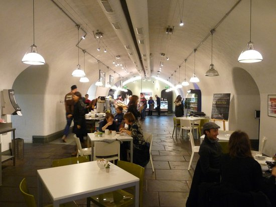 Irish Museum of Modern Art (IMMA) : ITSA Restaurant
