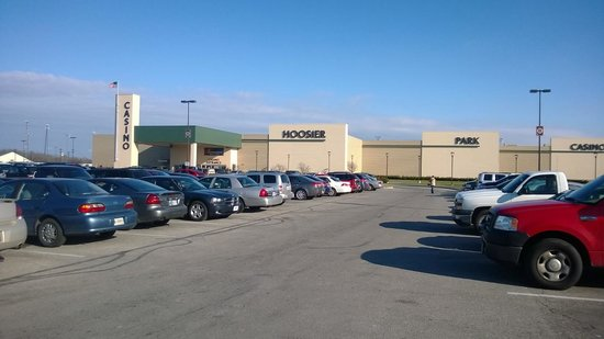 Hoosier Park: Casino Entrance