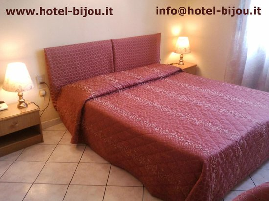 โรงแรมบิจู: www.Hotel-Bijou.it - Double room with private bathroom