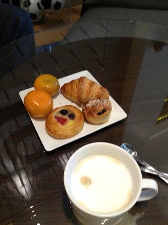 Hotel Zetta San Francisco: Café da manhã