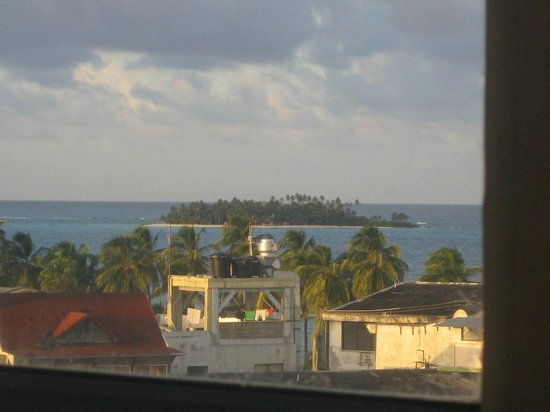 Sol Caribe Sea Flower Hotel: vista piso 8