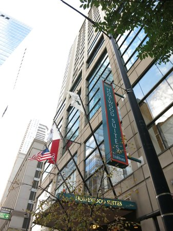 Homewood Suites by Hilton Chicago-Downtown: 外観
