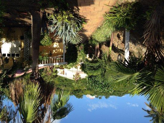 Villa Madeleine Resort Condominium: Walkway to our Villa #8