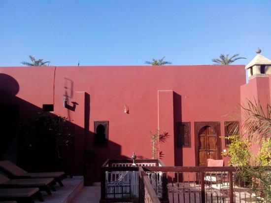 Riad Al Mansoura: Die Penthousesuite des Riad al Mansoura