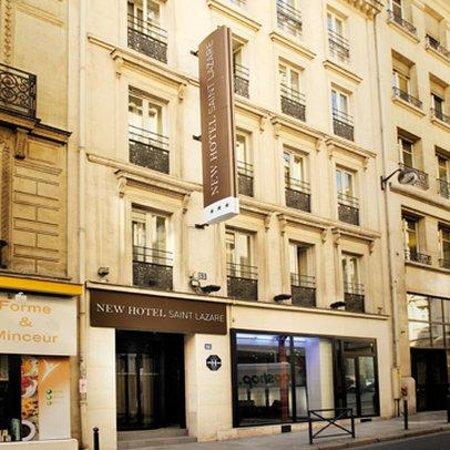 Photo of New Hotel Saint Lazare Paris