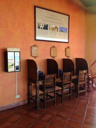Allegro Papagayo: Reception Area