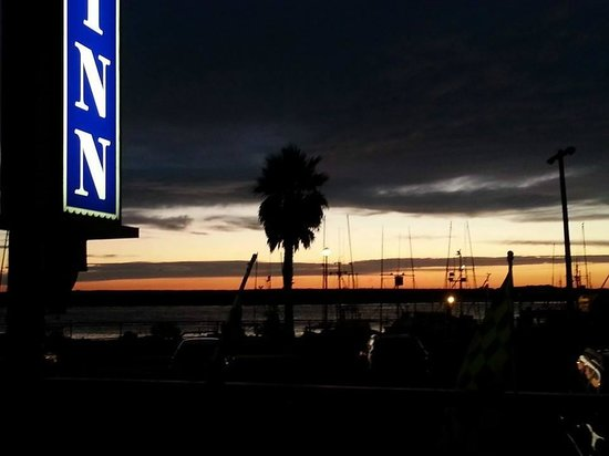 Bayfront Inn: View from the patio