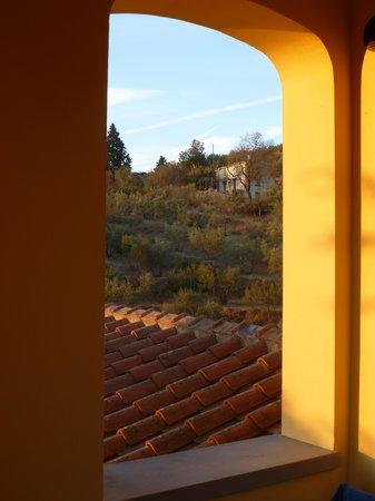 Agriturismo La Maesta: Bacony view