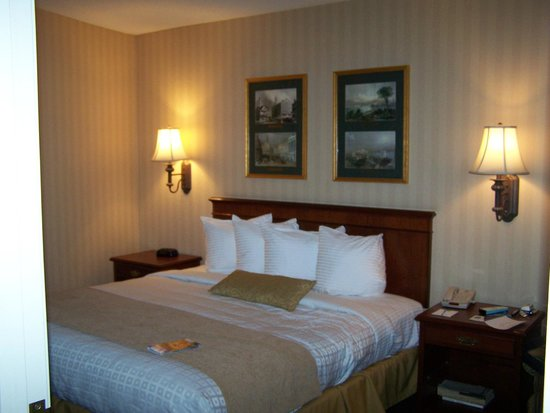 Best Western Plus Boston Hotel: King Suite
