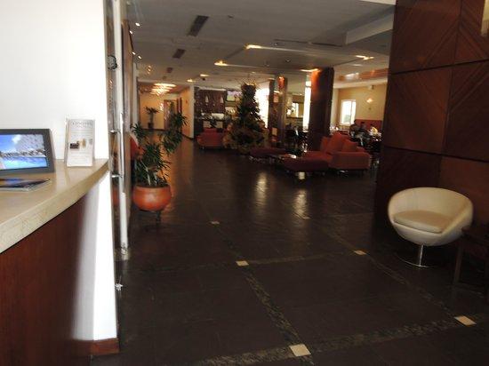 LIDOTEL Hotel Boutique San Cristobal: lobby