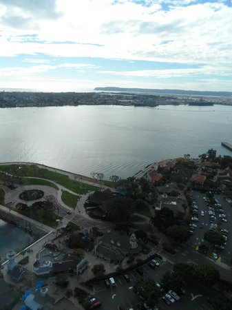 Seaport Village: Seaport from the air