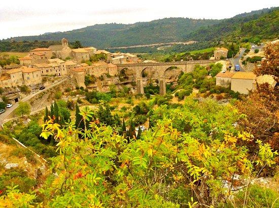 La Villa De Mazamet: Fascinating town of Minverve