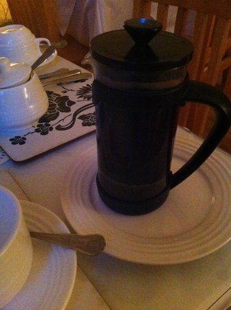 Donnybrook Hall Hotel : Fresh Coffee