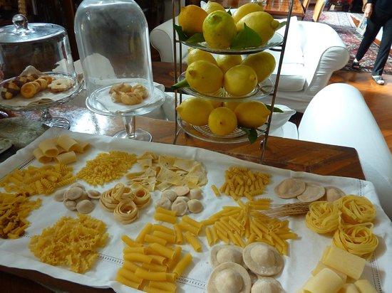 Ristorante Max: Daily fresh pasta selection