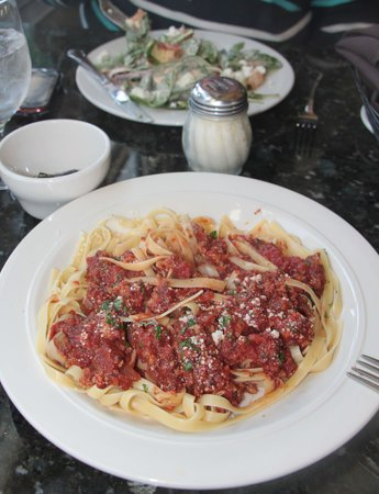 Giuseppe's Italian Restaraunt: Very affordable lunch