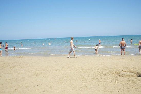 Villaggio Turistico Sant'Andrea: il mare