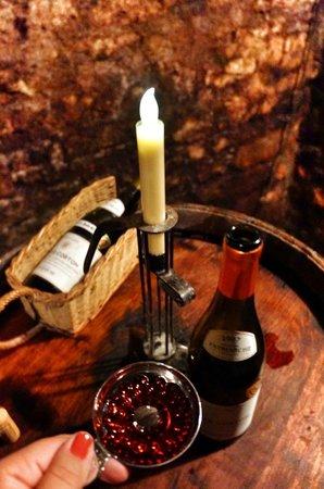 Patriarche Pere & Fils : Degustação