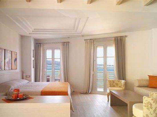 Nissaki Beach Hotel Naxos: Guest Room