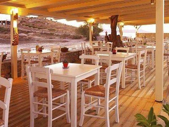 Nissaki Beach Hotel Naxos: Restaurant