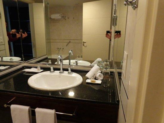 Diplomatic Hotel: Amenidades com reposição diária