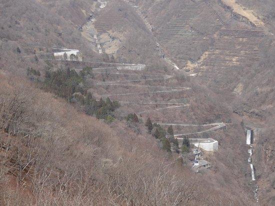 Irohazaka Route : いろは坂