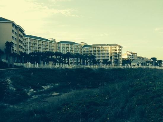 Omni Amelia Island Plantation Resort : Omni From the Beach