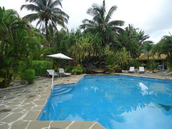 Crown Beach Resort & Spa: Pool
