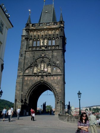 InterContinental Prague : Relógio de Praga