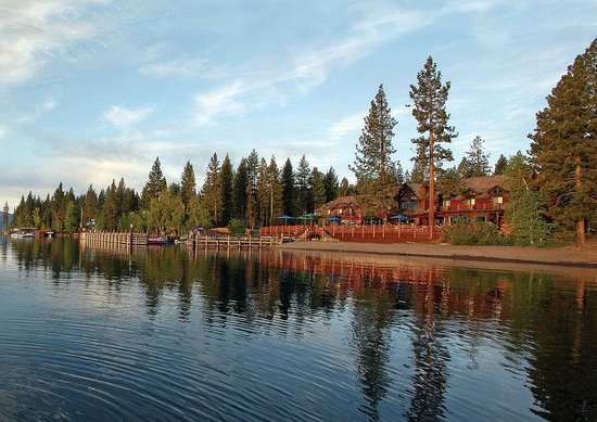 Sunnyside Restaurant and Lodge : Sunnyside Restaurant & Lodge on Lake Tahoe