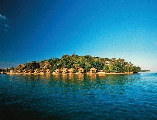 Iririki Island Resort & Spa: Iririki Island