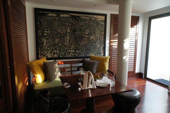 Park Hyatt Siem Reap: Living Room