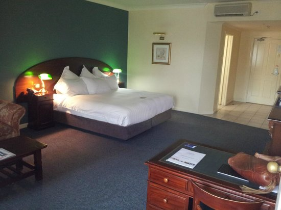 The Sebel Resort & Spa Hawkesbury Valley: Nice comfortable bed