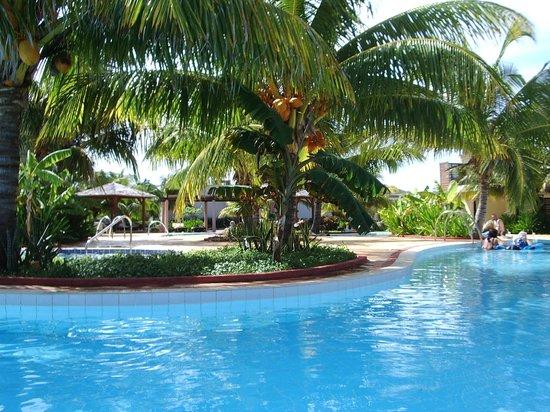 Melia Buenavista: piscine tranquille