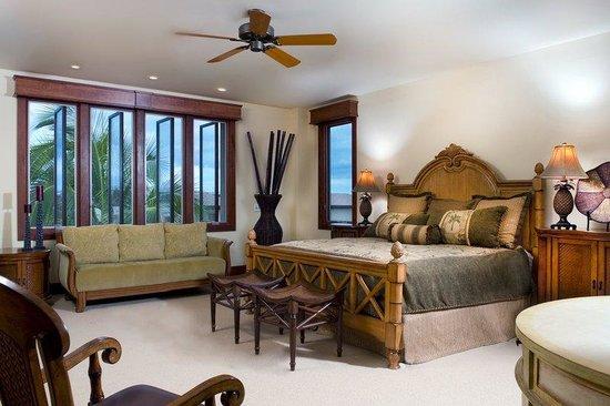 Wailea Beach Villas: Master Bedroom