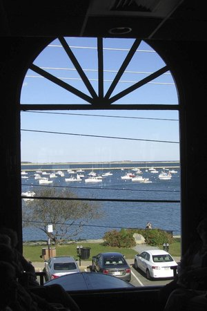 Isaac's on the Waterfront: View of the Harbor