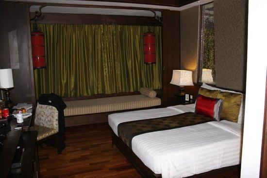 De Naga Hotel: Premier Deluxe room