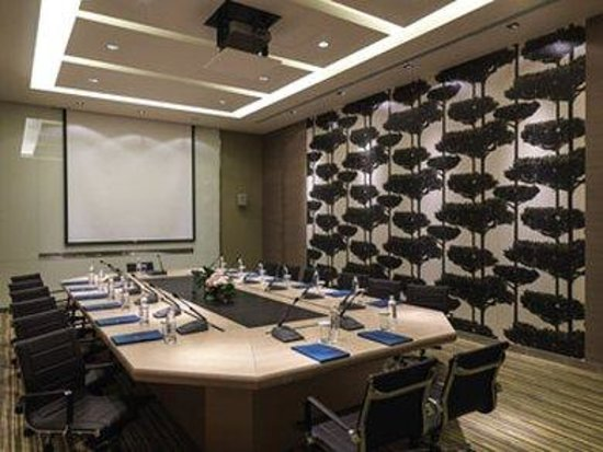 Hotel Novotel Taipei Taoyuan International Airport: Meeting Room