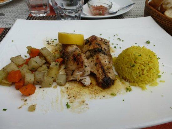 Poisson grill picture of chez tino trou d 39 eau douce tripadvisor - Restaurant poisson grille paris ...
