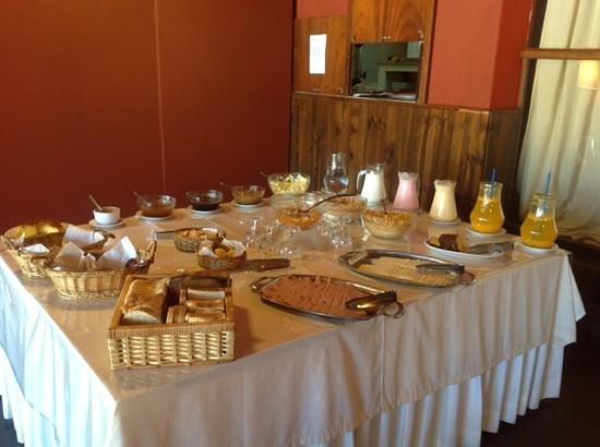 Hotel San Marcos: desayuno que se cobra sin dar aviso previo