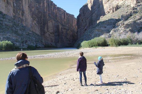Big Bend National Park: Santa Elena Canyon