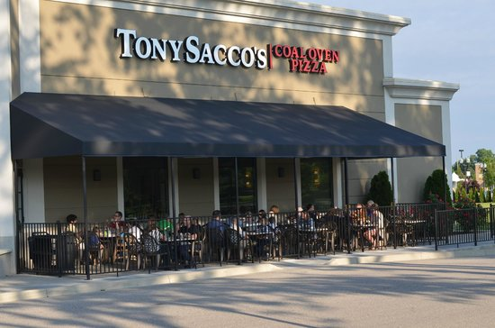 Tony Sacco's Coal Oven Pizza : It Just Tastes Better!